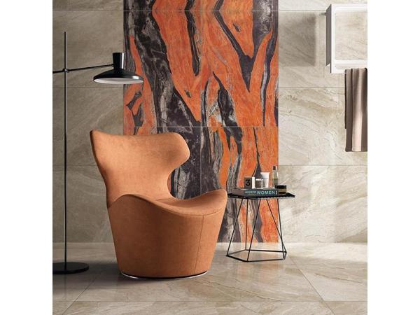 Piastrelle ceramica effetto marmo rosso farfalla piastrelle di
